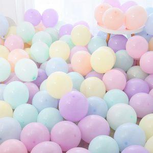 Pastel Ballonnen - 100 Stuks
